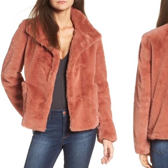93a65f6996e Leith Jackets   Coats   Iso Furfect Faux Fur Jacket S   Poshmark